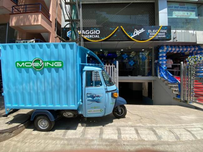 The Government of India under the FAME-II scheme gives a subsidy to expedite the adoption of EVs, including e-3W in the cargo segment.