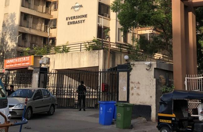The K-West ward of Mumbai.