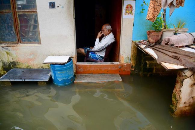 With heavy rains also occurring across many cities, the tension is ripe about urban areas.