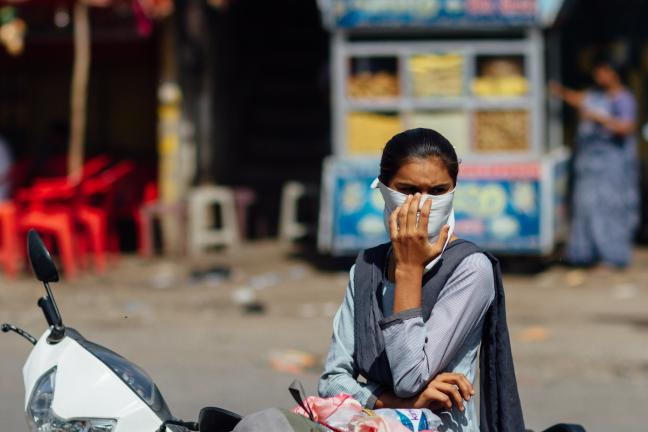 India has come up with critical policies and we have started implementing them on ground to mitigate air pollution. Photo by Adam Cohn/flickr