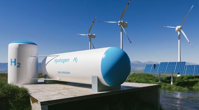 70 million metric tonnes of hydrogen