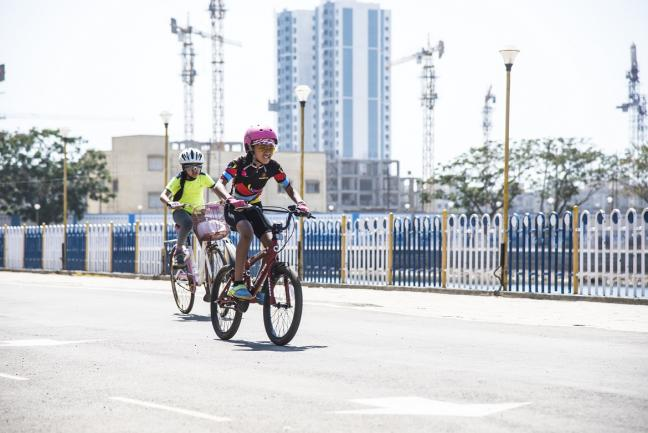 In recent years, many Indian cities have made progress planning and providing for cycling.